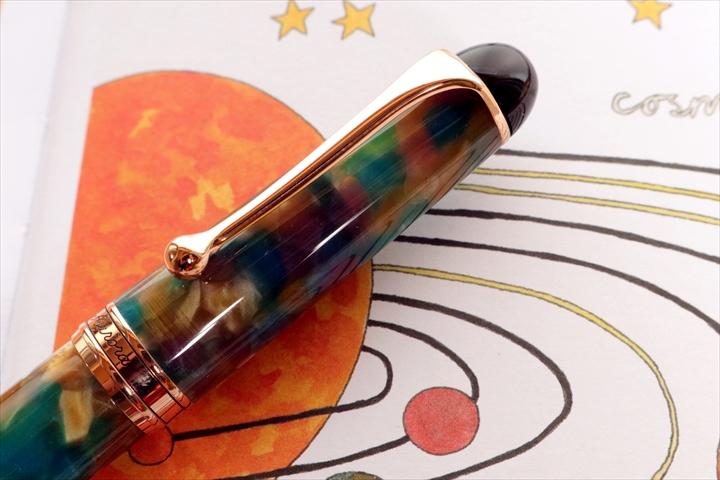 アウロラ  限定生産品 88 ジョーヴェ(木星) 万年筆