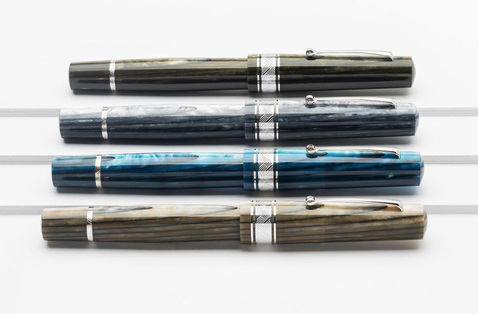 レオナルド 限定生産品 カスピド 万年筆