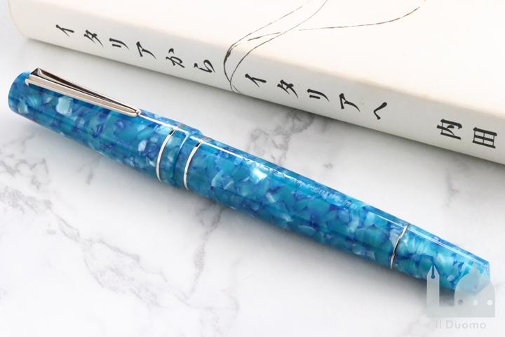 マイオーラ インプロンテ ポジリポ オーバーサイズ 万年筆