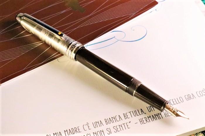 モンブラン 特別生産品 マイスターシュテュック ル・プティ・プランス ドゥエ クラシック 万年筆
