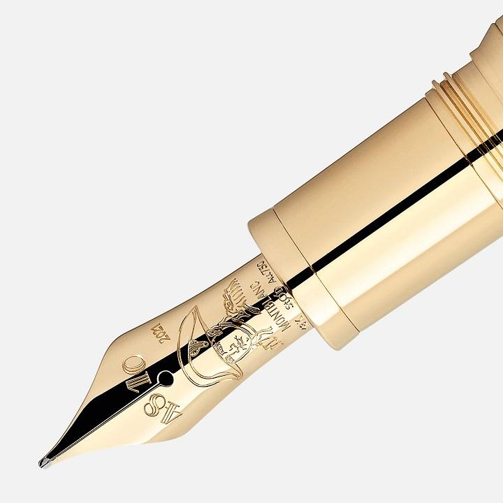 モンブラン 限定生産品 アートパトロン オマージュ トゥ ナポレオン・ボナパルト 4810 万年筆