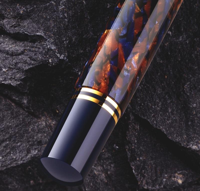 ペリカン 限定生産品 M800 ストーンガーデン 詳細画像 Pelikan M800 Stone Garden Fountain Pen