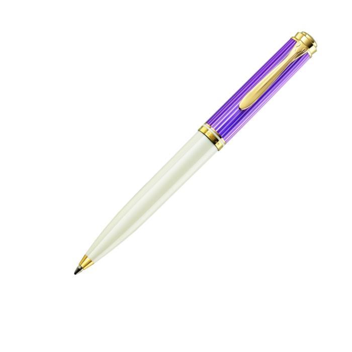 ペリカン 限定生産品 スーベレーンM600  バイオレットホワイト ボールペン