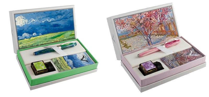 ビスコンティ ヴァンゴッホコレクション クリスマスボックス